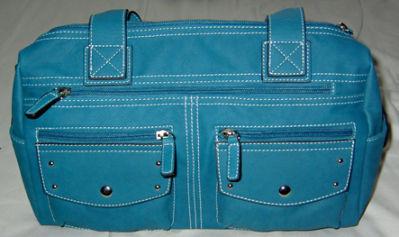 Dominikas neue Tasche