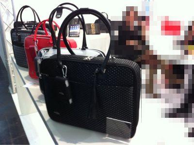 Taschen auf der Cebit 2011