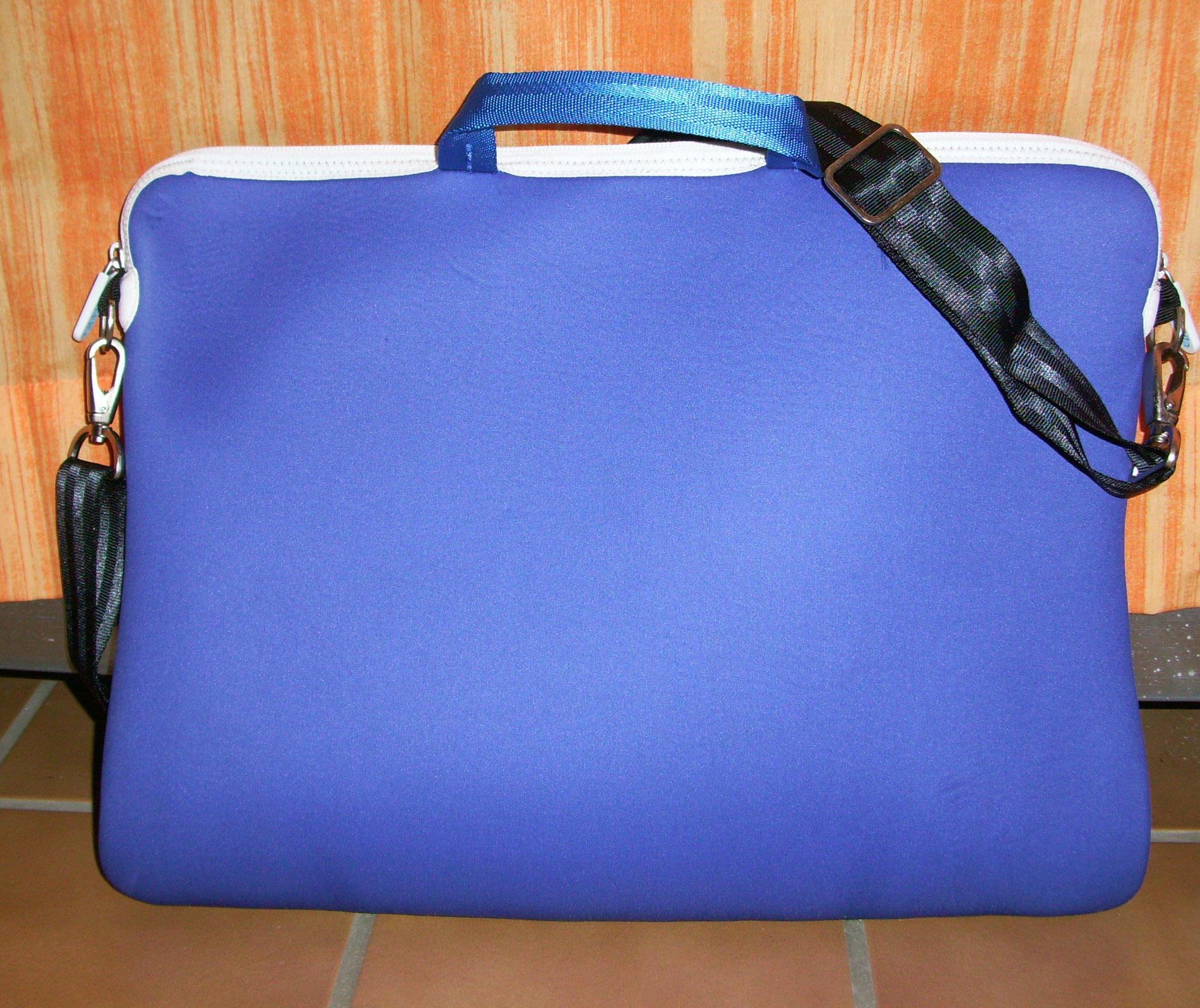 neue Laptoptasche von caseable mit eigenem Motiv