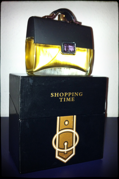 Parfum in Taschenflacons