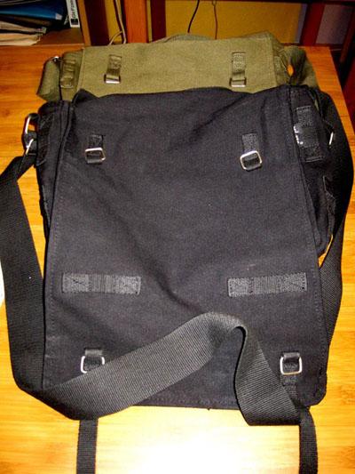 Packtaschen von Mil-Tec