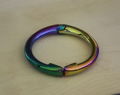 Taschenhänger Clipa Multicolor