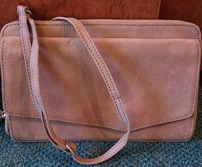 Cowboysbag, Vorderansicht