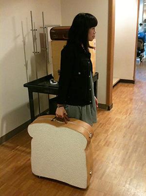 Sandwich Koffer
