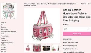 Handtasche für Mädchen