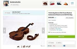 Violinentasche