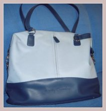 Betty Barclay Damenhandtasche in hellblau