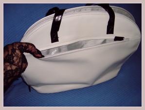 Damenhandtasche Viventy by Bernd Berger, Rückansicht