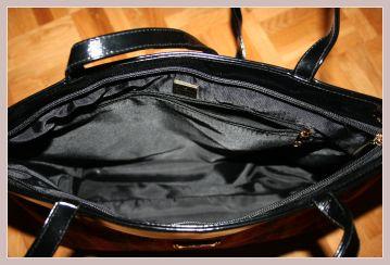 Damenhandtasche von Betty Barclay, Innenansicht