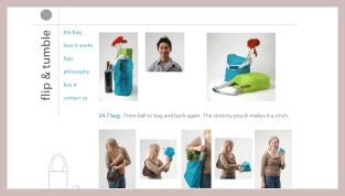 Screenshot der Einkaufstasche