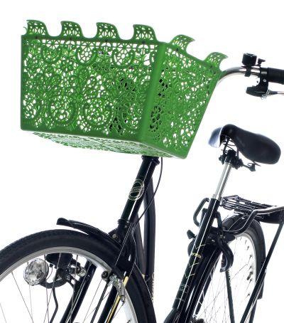 Fahrradkorb vom Design House Stockholm