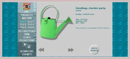 Giesskannen-Handtasche