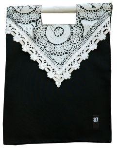 Handtasche aus der Serie 'Grüsse aus Dripsdrüh'