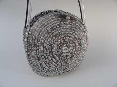 Handtasche 'Life streams' von Veronika Denisot