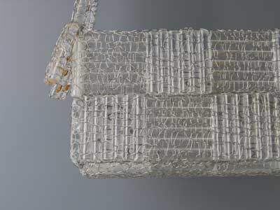 Handtasche 'Täschchen für Liebesbriefe' von Uta Majmudar