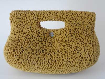 Handtasche 'sponge' von Sylvia Pichler