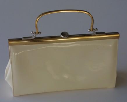 Handtasche für die Versteigerung