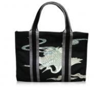 japanische Handtasche, Modell Tsuru