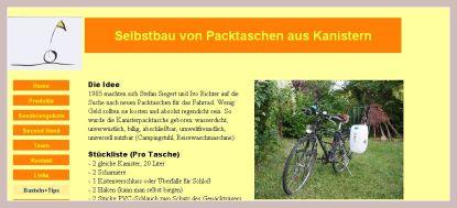 Fahrradkanister