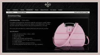 Screenshot der Laptoptasche