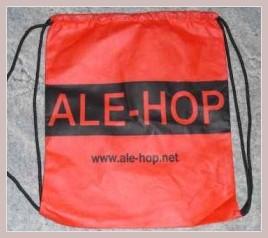 Leinenrucksack von Ale-Hop