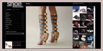 Screenshot der Schuhe