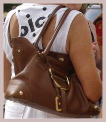spanische Tasche