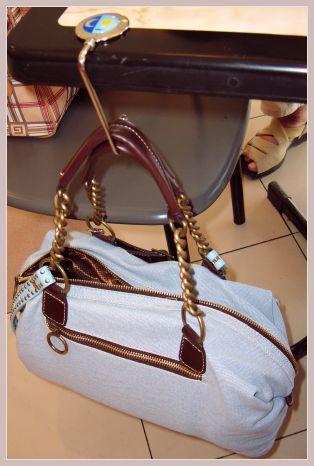 Taschenhalter für Handtaschen