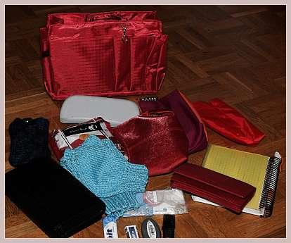 Taschenorganizer von The Cherry Brand