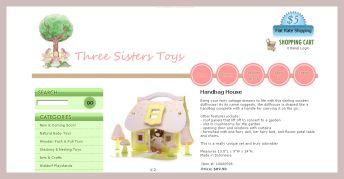 Screenshot des Spielzeugs