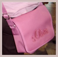 rosa Messengerbag von S. Oliver