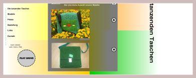 Screenshot der Kunstrasentaschen